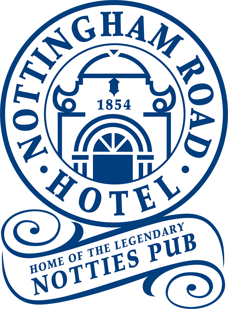 Notties Hotel - Notties Pub -Nottingham Road Accommodation - Midlands Meander